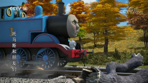 《托马斯和朋友们》 第87集 两个轮子的好处