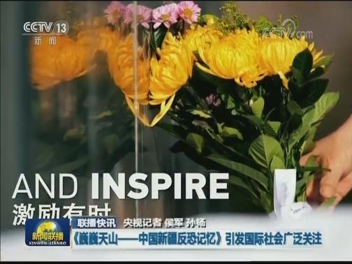 [视频]《巍巍天山——中国新疆反恐记忆》引发国际社会广泛关注