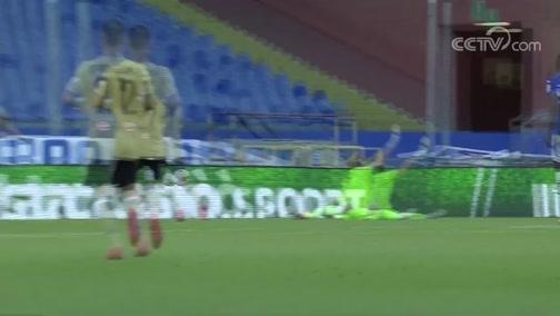 [意甲]第30轮:桑普多利亚VS斯帕尔 完整赛事