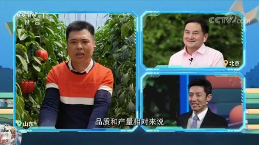 [开讲啦]青年提问杨其长:植物工厂的高科技如何运用到普通大棚里?