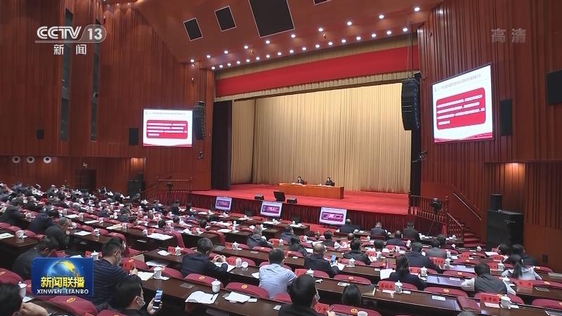 中央宣讲团在各地宣讲党的十九届五中全会精神