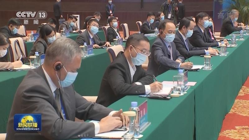 中国共产党同东南亚国家政党首次对话会在南宁举行