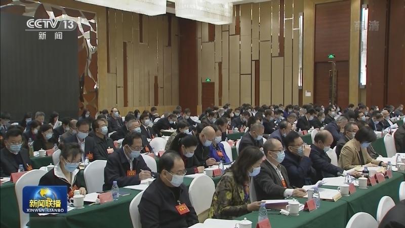 民盟十二届四中全会在京召开