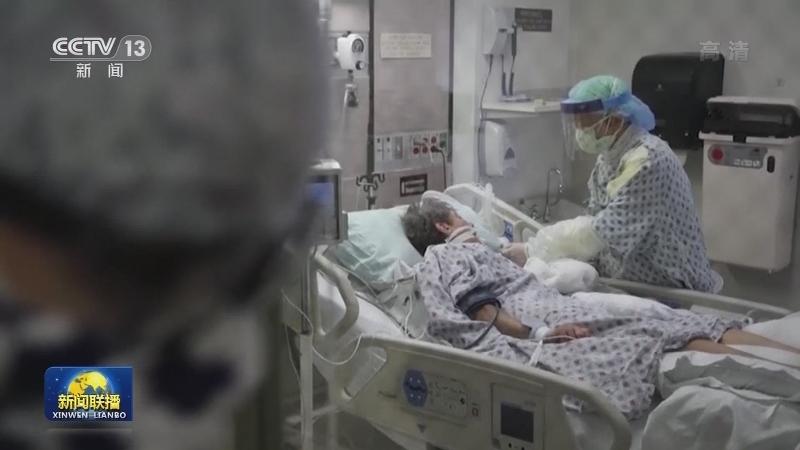 全球新冠肺炎确诊病例累计超6816万例