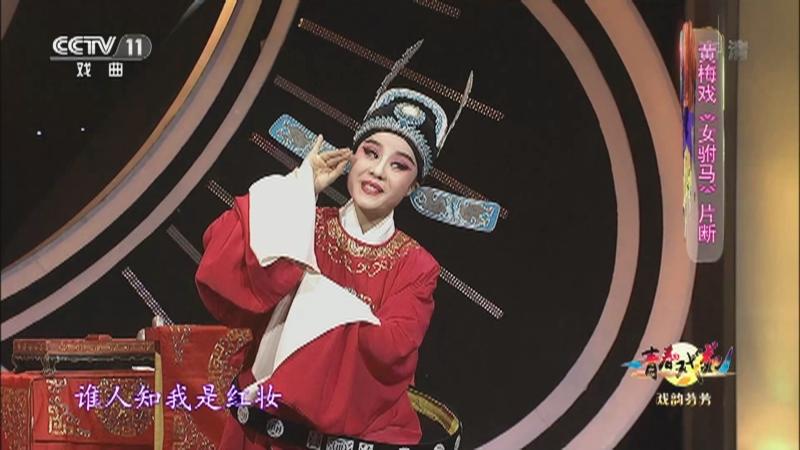 黄梅戏女驸马片断 主演:杨舒星 王美(青春戏苑)