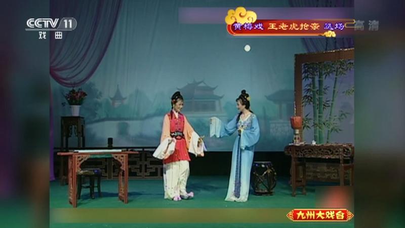 黄梅戏王老虎抢亲选场 主演:严桂兰 左胜利 盛敏学 九州大戏台 20210322