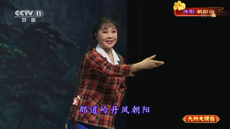 豫剧朝阳沟 主演:杨红霞 盛红林 九州大戏台 20210512