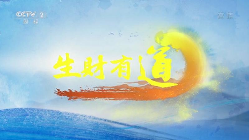《生财有道》 20210525 乡村振兴中国行——乡村旅游富农家