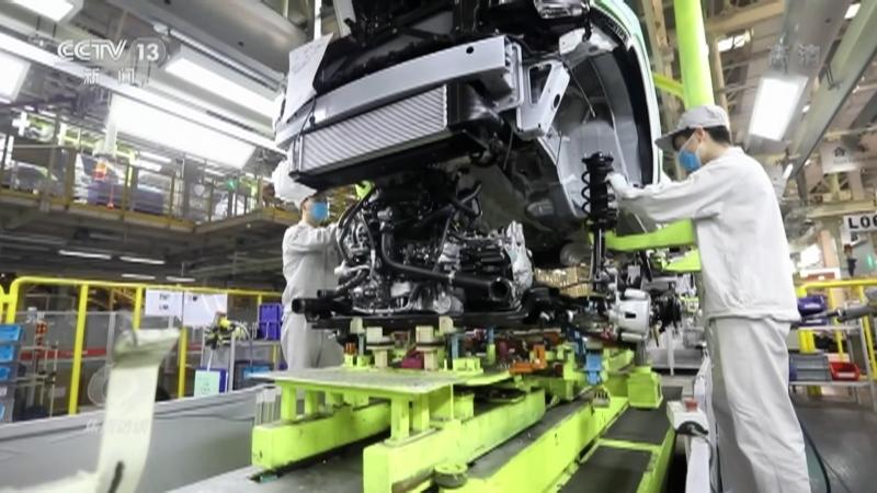 """《焦点访谈》 20210608 传统产业 加""""数""""转型"""