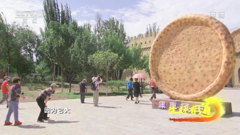 《生财有道》 20210713 夏日经济系列——新疆库车:特产似白蜜 味美一夏季
