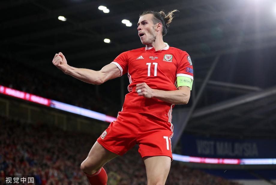 [图]欧预赛-贝尔绝杀 威尔士2-1险胜阿塞拜疆