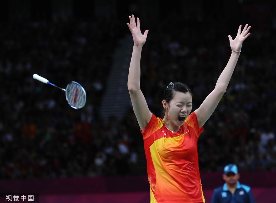 [图]羽毛球名将李雪芮退役 里约奥运受伤影响生涯