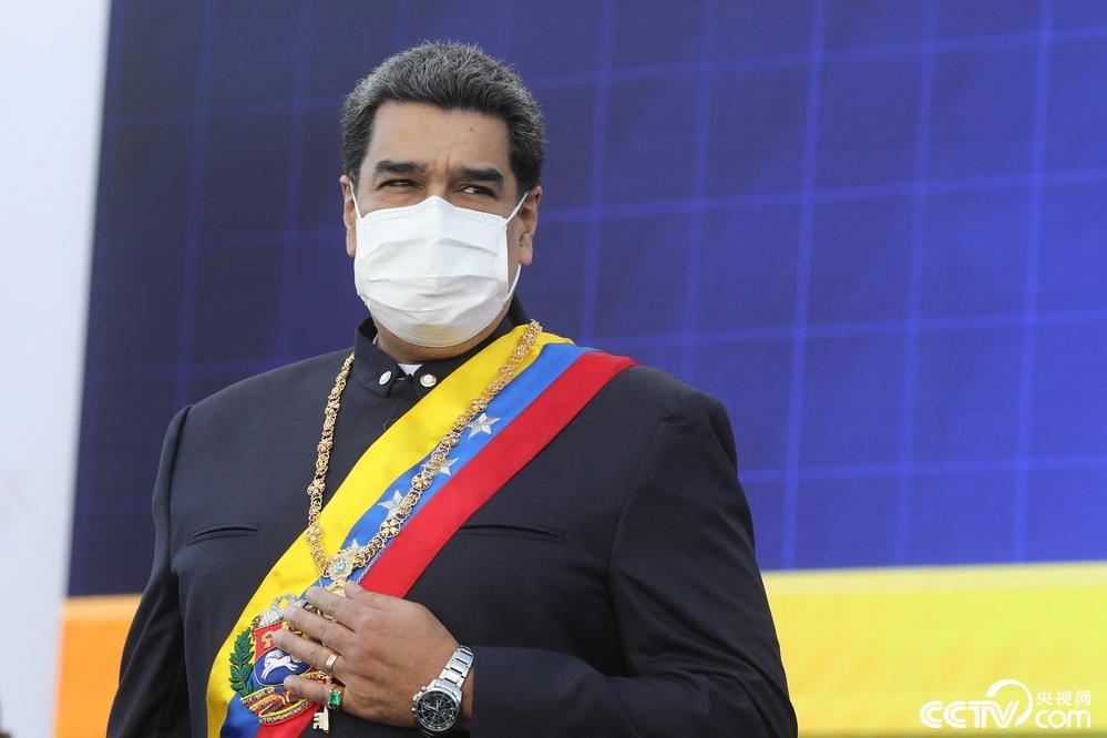 委内瑞拉举行阅兵仪式庆祝独立日插图(1)