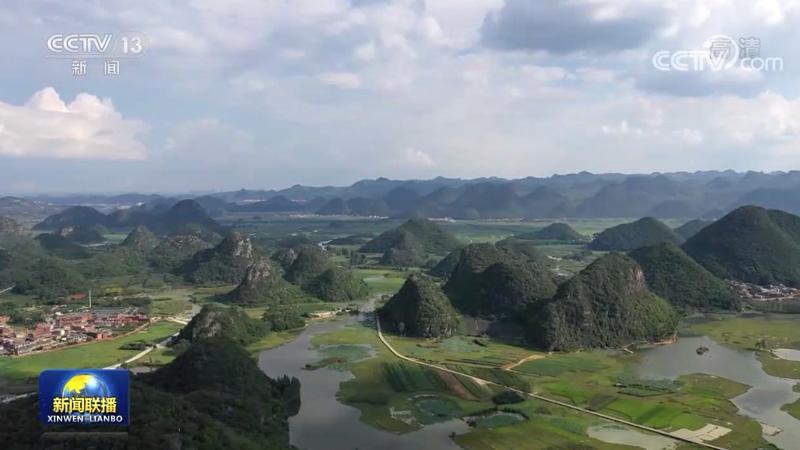 【走进乡村看小康】绿色发展绘就美丽乡村