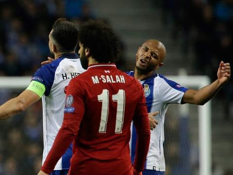 [欧冠]1/4决赛次回合:波尔图VS利物浦 上半场