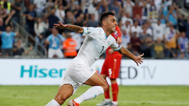 [图]欧预赛-扎哈维破门难取胜 以色列1-1马其顿