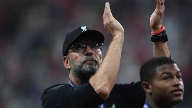 [欧冠开场哨]利物浦主教练克洛普讲述夺冠经历