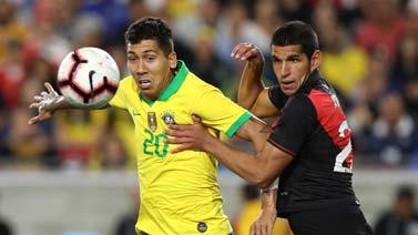 [图]内马尔替补登场难救主 巴西0-1秘鲁两场不胜