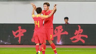 [国足]世界杯预选赛:中国VS关岛 完整赛事