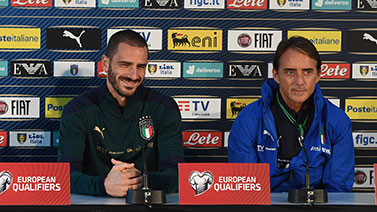 [图]2020欧洲杯预选赛J组前瞻:意大利训练备战