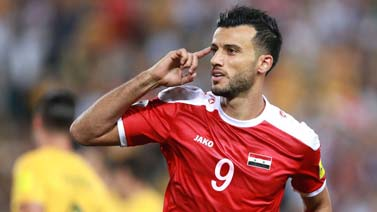 [国际足球]叙利亚主场大胜
