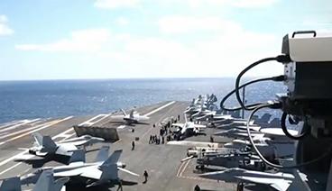 《今日关注》 20200625 三航母群亚太密集行动 美军意图何在?