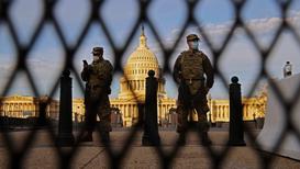 """海外网深一度:华盛顿""""封城"""",却不是因为疫情"""