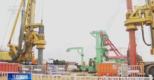 国内多地大项目陆续开工 助力当地经济建设