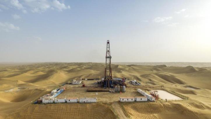 """打通通往深地的""""寻宝路径"""" 塔里木油田找到我国最大超深层油藏"""