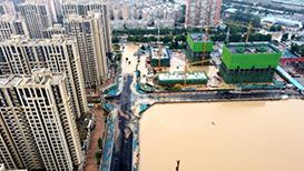 住建部:持续抓好城市排水防涝等工作 排查整治安全隐患