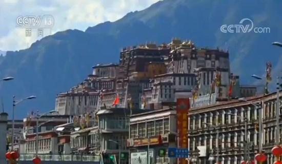 【經濟新活力】西藏物流網絡日益暢通 快遞下鄉成時尚