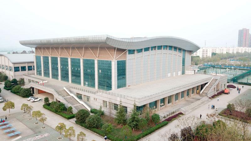武汉城市职业安徽医学高等专科学校学院体育馆