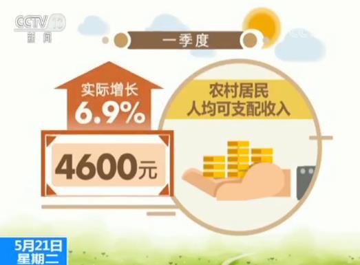新产业新业态 带动农民收入增长