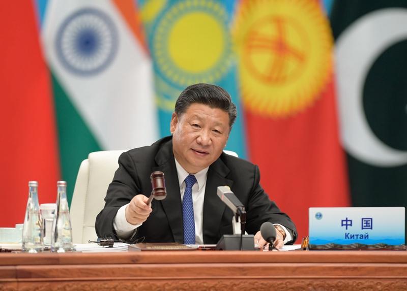 習近平為上合組織發展注入中國智慧