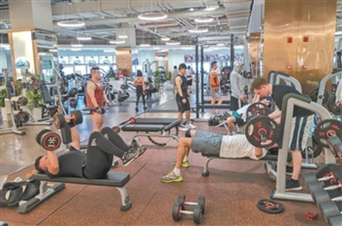 """健身產業開創""""互聯網+運動""""的新模式 將是關鍵之道"""