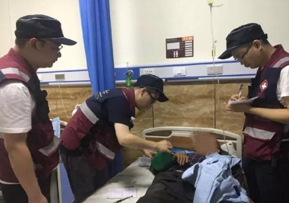 災情就是命令 川中醫人迅速投入抗震救災