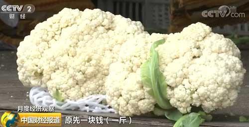 北京:天气和产地转换影响供应 蔬菜价格波动明显