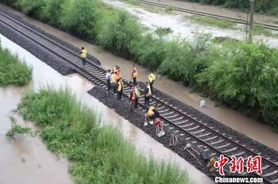 黑龙江省发布中小河流洪水气象风险预警 黑河绥化等地风险高