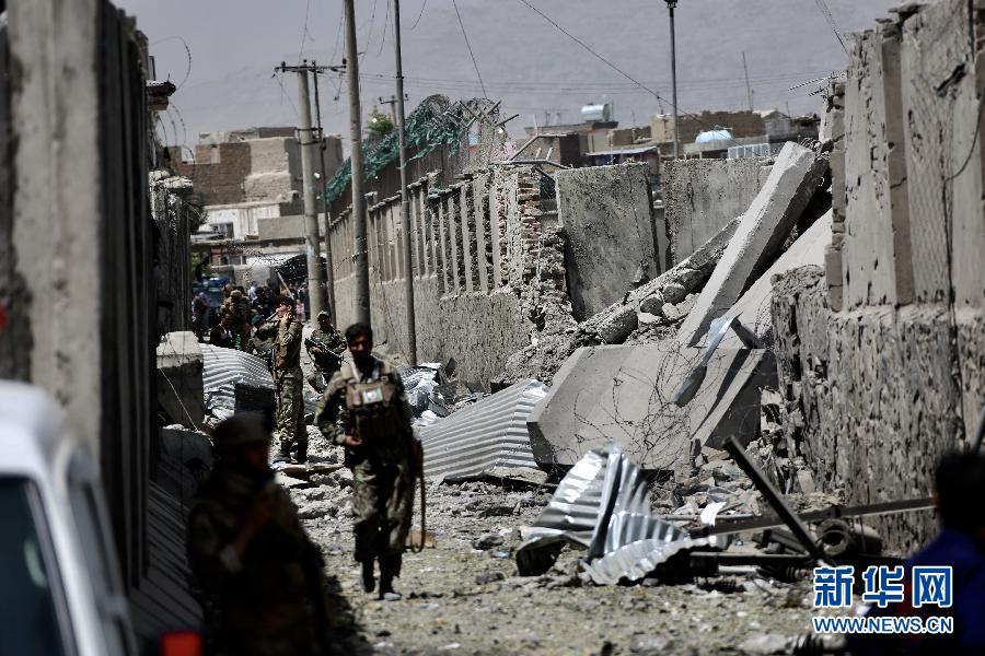 阿富汗首都汽车炸弹袭击已致14人死亡145人受伤