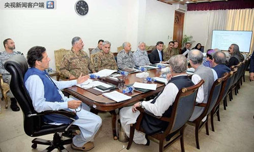 """巴基斯坦7日宣布,将""""降级""""与印度的外交关系,暂停双边贸易。印度目前暂未回应。"""