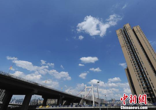 云南城市空气质量优良天数占98.9% 居全国第一