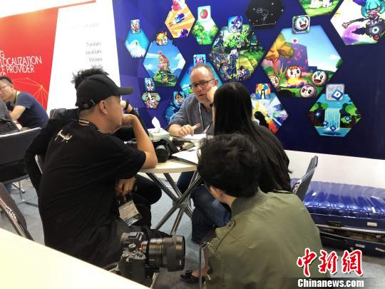 中国企业集体亮相欧洲最大游戏展