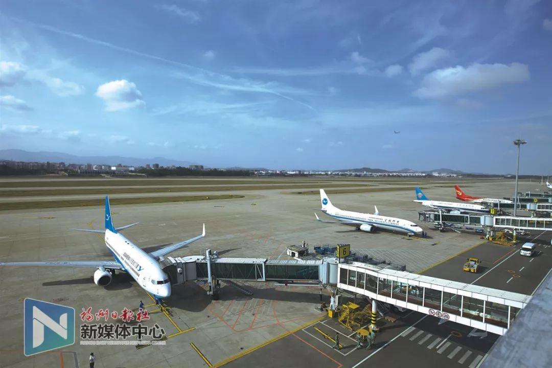 福州长乐国际机场(资料图)