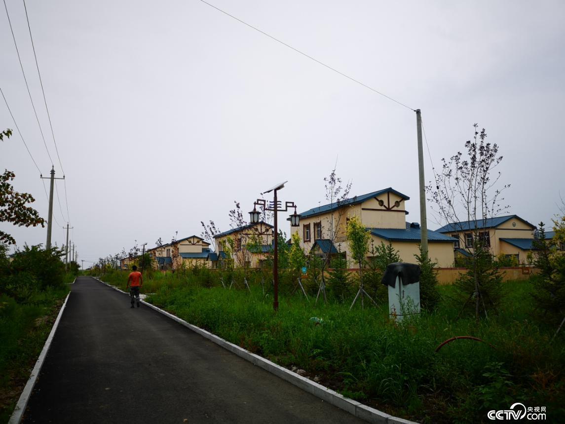 八岔村现状(何川 摄)