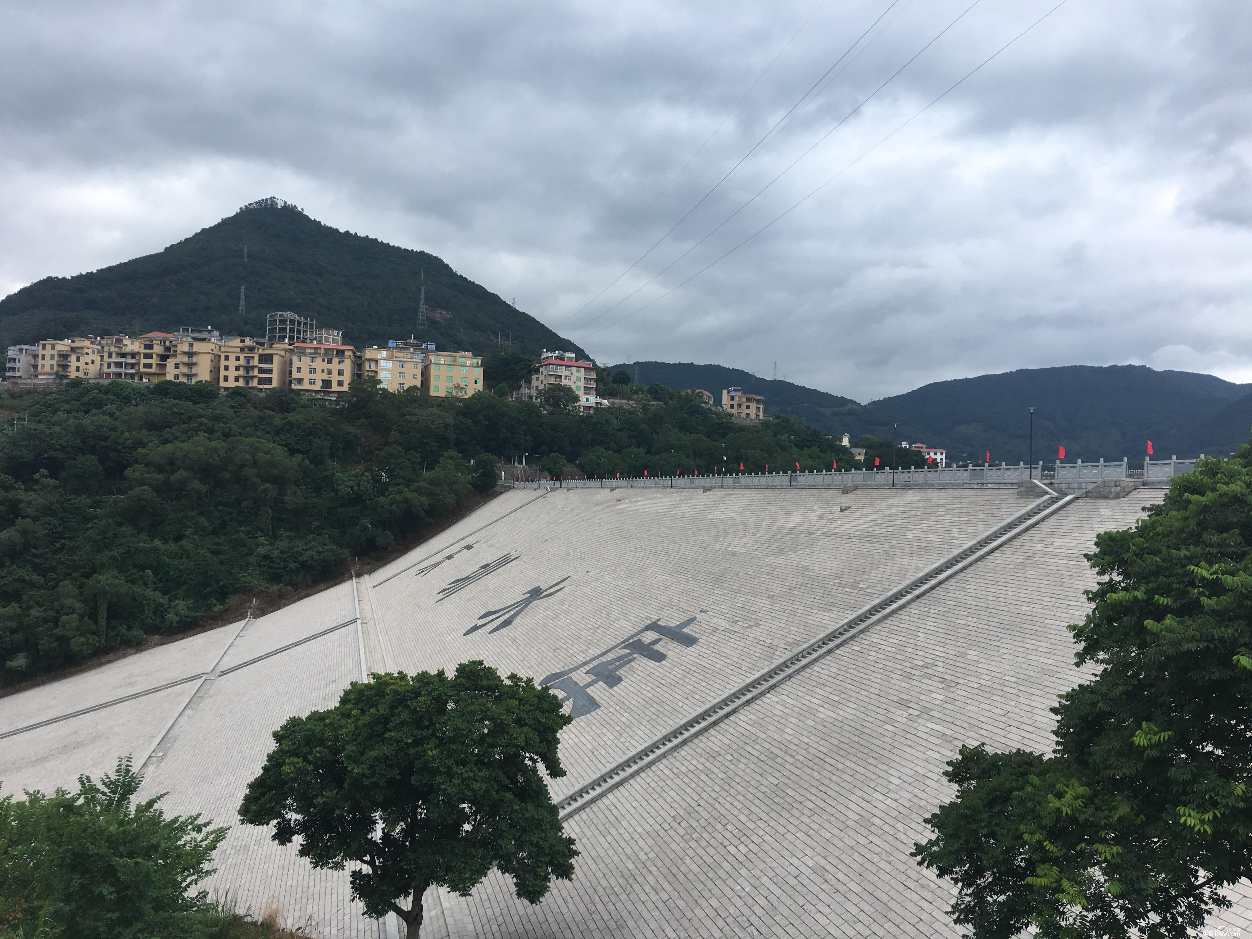 系统治理后,东圳水库水质已稳定达到Ⅱ类标准,150万莆田人民喝上了更好的饮用水。(摄/徐辉)