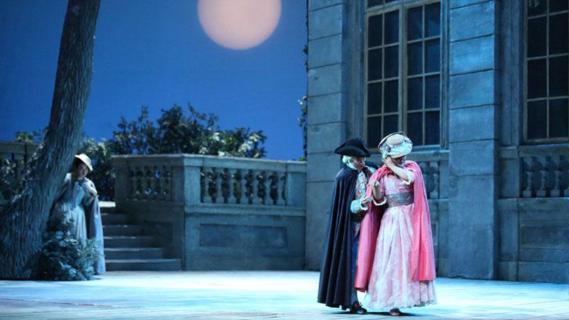 [国家大剧院制作歌剧《费加罗的婚礼》将五度上演
