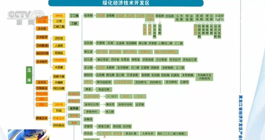 """黑龙江省内开发区产业招商""""家谱""""发布 展示无限发展潜力"""