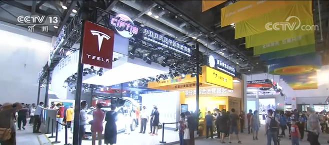 全球展商汇聚服贸会 在贸易中加深合作
