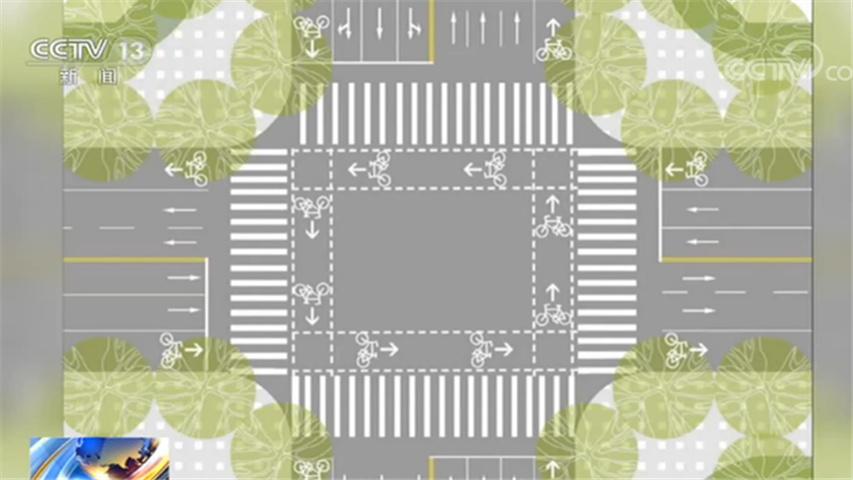北京发布新规 明确行人和自行车路权