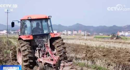 春耕作业忙 湖南衡阳:调动农户种粮积极性 确保46万亩早稻如期播种